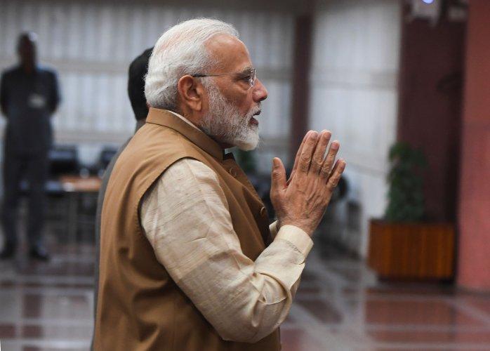 Narendra Modi. (AFP Photo)