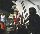 Up to 77 dead in Iran plane crash as toll rises