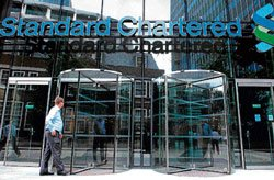 StanChart accused of laundering billions for Iran