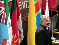 NAM Summit: Iran condemns West's policy of intimidation