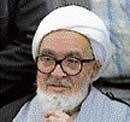 Iran's Ayatollah Montazeri dead