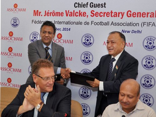 Big names in ISL will benefit Indian football: FIFA