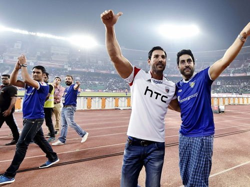 Indian football ranking to be above 100 in 7 years: Abraham