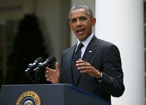 Iran deal vindication of 'strong American diplomacy': Obama