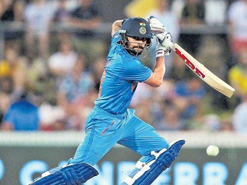 Kohli rested from Lanka T20 series, Negi included