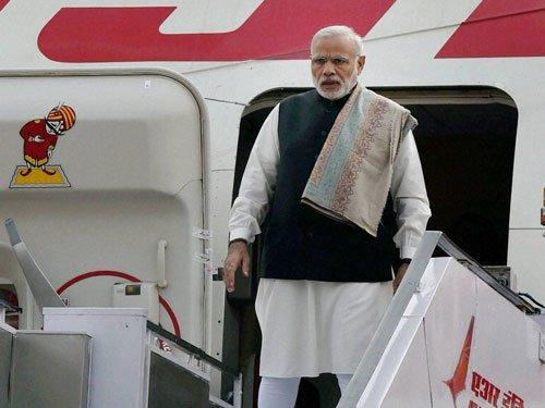 Modi to visit Iran on May 22-23 to boost economic ties