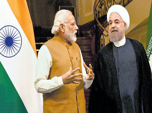India, Iran ink pact to develop Chabahar port