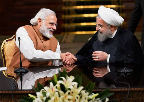 U.S. lawmakers question India's plans for Iran's Chabahar port