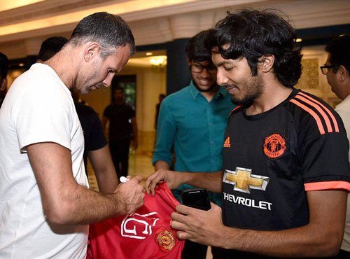 Indian football need a vision to move ahead: Giggs