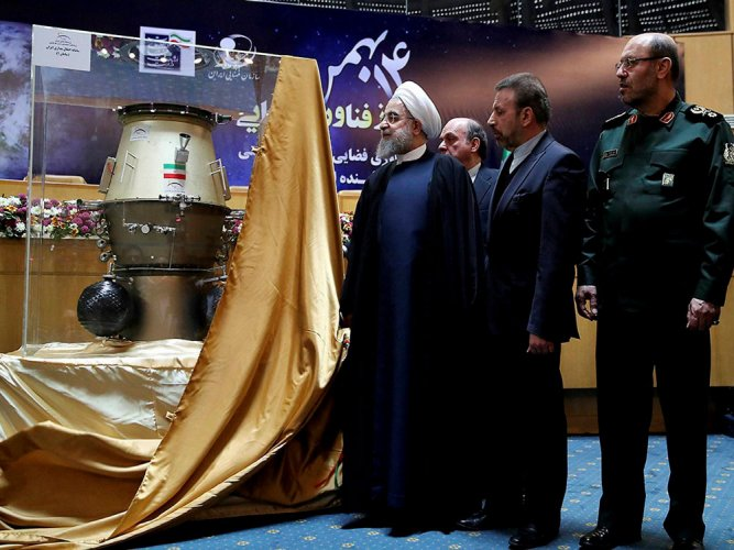 Iran confirms missile test, denies breach of nuclear deal