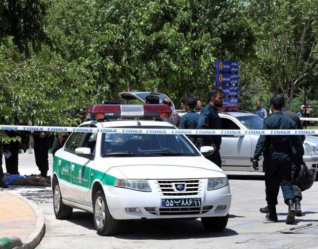 Iran says it has killed mastermind of twin attacks