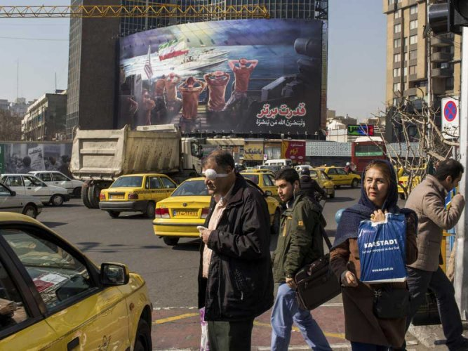 Iran saps strength of power bastion