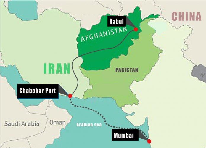 India starts sending wheat to Af via Iran's Chabahar Port