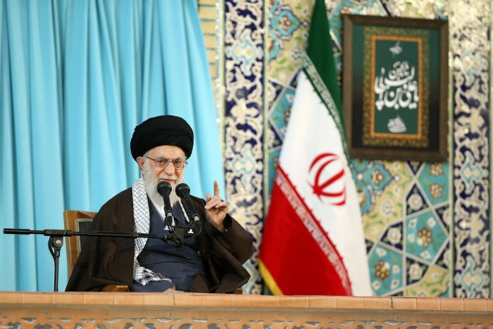 Iran aggressively destabilising Middle East: US