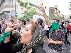 Ahmadinejad re-elected Iran prez