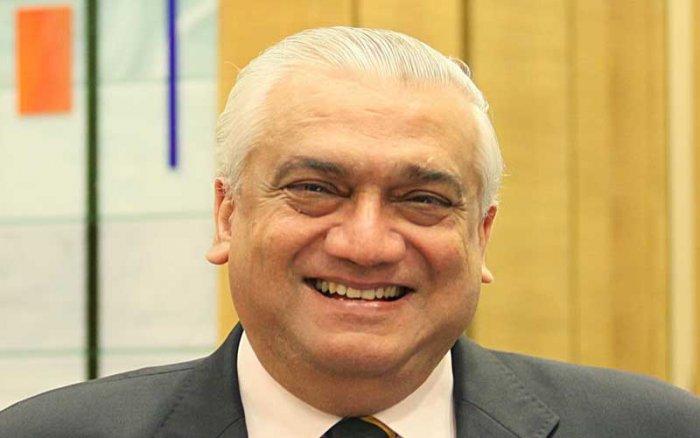 Former Indian ambassador to Saudi Arabia and the UAETalmiz Ahmad.