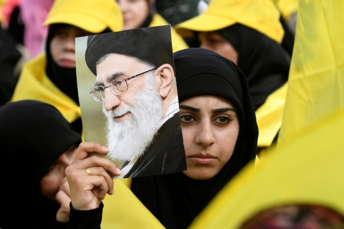 The video tweeted and later deleted by the semi-official Fars news agency comes as Iran's Supreme Leader Ayatollah Ali Khamenei blamed Riyadh and Abu Dhabi for the attack in the city of Ahvaz on Saturday that killed at least 25 people and wounded over 60.