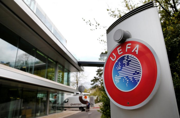 """According to the investigation of """"more than 70 million documents"""", UEFA """"knowingly helped the clubs to cover up their own irregularities for 'political reasons'"""" under the leadership of Michel Platini and Gianni Infantino. (Reuters File Photo)"""