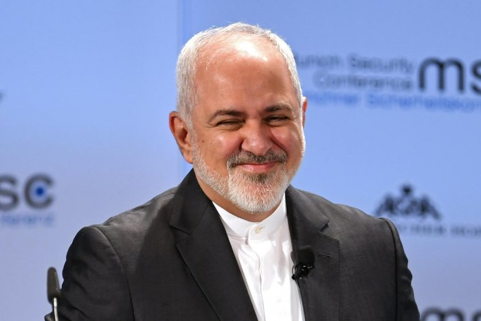 Iranian Foreign Minister Mohammad Javad Zarif. (Reuters File Photo)