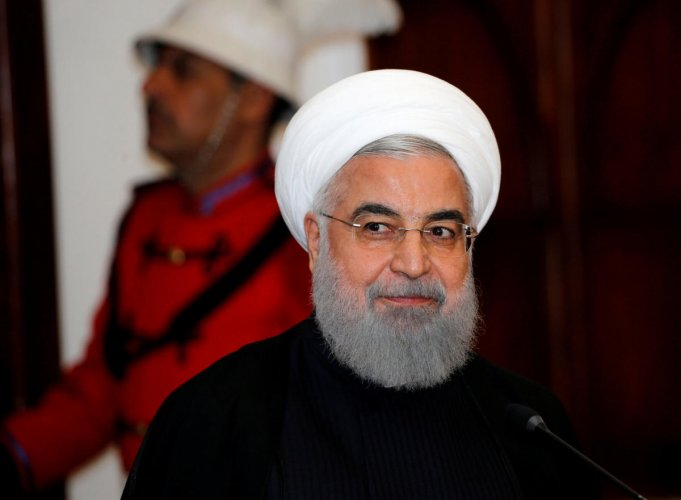 Iran and the United States have engaged in a war of words in recent weeks since Tehran began to roll back commitments set out in a landmark 2015 nuclear deal with world powers. Reuters file photo