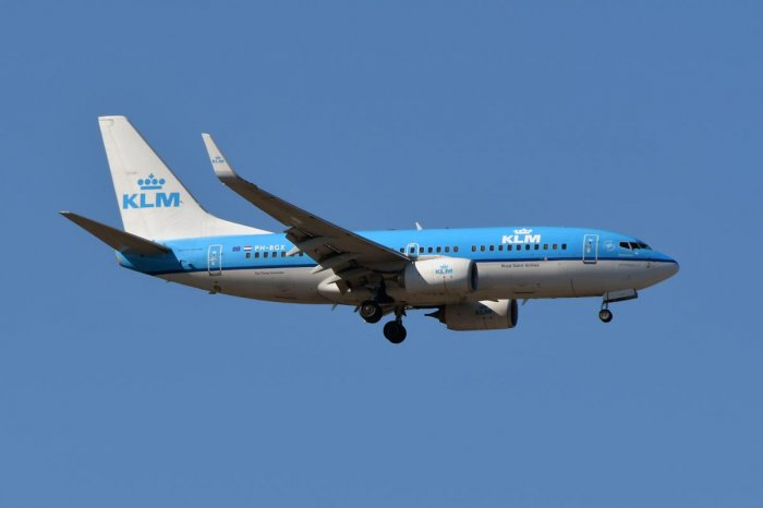 KLM is one of the airlines that has halted flights over Strait of Hormuz over US-Iran tension. AFP