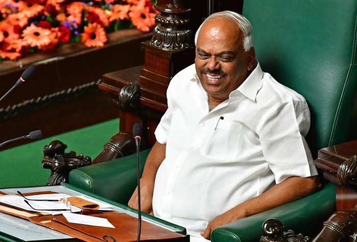 The date has been fixed after consulting both the opposition and ruling coalition leaders during the Business Advisory Committee meeting, Kumar announced in the assembly. The Speaker also adjourned the House till Thursday. (DH Photo)