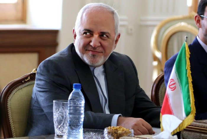 Iran's Foreign Minister Mohammad Javad Zarif (AFP File Photo)