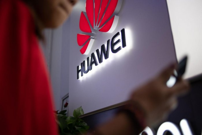 The Chinese firm managed to boost its sales even as the overall market declined, remaining on the heels of sector leader Samsung and ahead of US-based Apple. (AFP File Photo)