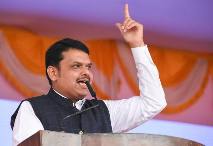 """""""No denying the fact that there are issues,"""" Fadnavis told a news conference in Wadha.(PTI File Photo)"""