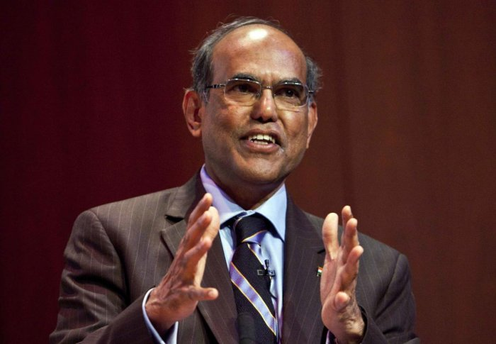 Duvvuri Subbarao, former governor of the Reserve Bank of India. (Photo by REUTERS)