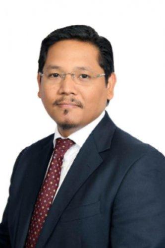 Meghalaya Chief Minister Conrad Sangma (DH Photo)