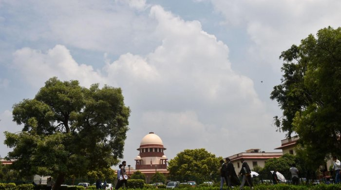 A bench headed by Chief Justice Ranjan Gogoi was told by Solicitor General Tushar Mehta, appearing for the Centre, that the Union government be given 10 days more for taking the decision as Parliament was still in session. (PTI File Photo)