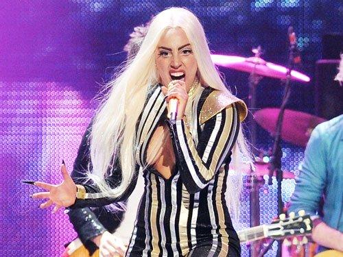 Lady Gaga shares underarm tattoo video