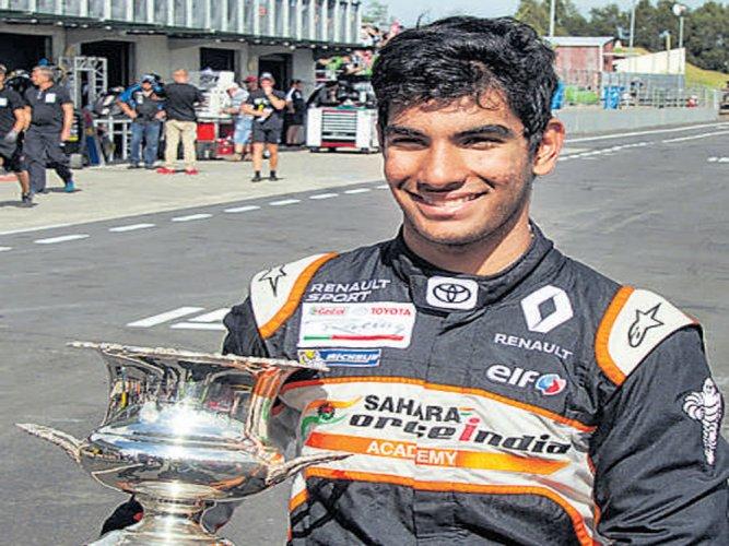 Daruvala clinches NZ Grand Prix