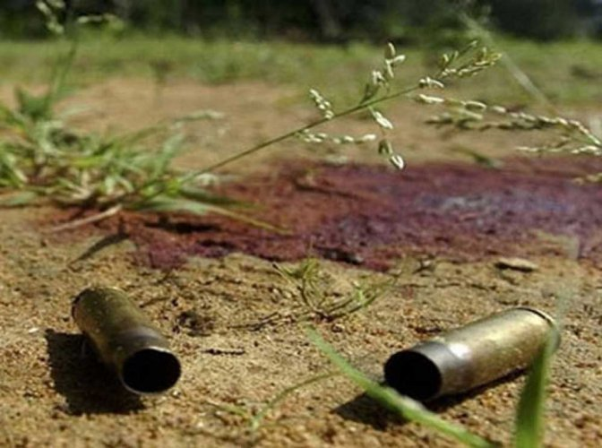 The exchange of fire occurred around 6 am in the forest near Sitagota village under Baghnadi police station area, when a team of District Reserve Guard (DRG) was out on an anti-Naxal operation. (PTI File Photo. For representation purpose)