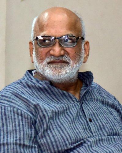 Udupi Human Rights Protection Foundation President Dr Ravindranath Shanbhag.