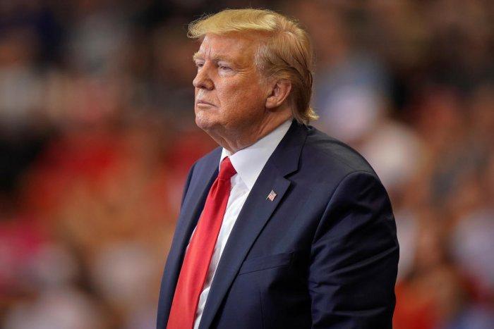 US President Donald Trump (Reuters File Photo)