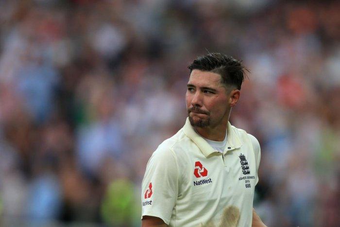 England's Rory Burns (AFP Photo)