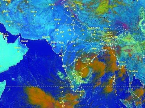 Cyclone ROANU: Heavy rainfall predicted across Odisha