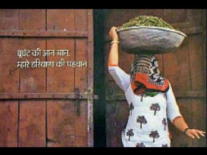 Haryana govt magazine praises veil, sparks row
