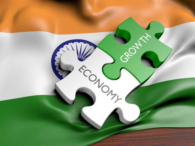 The country will need to grow by 9 per cent every year for five years continuously and raise aggregate investment rate to 38 per cent of GDP to achieve Prime Minister Narendra Modi's target of turning India into a USD 5 trillion economy, EY has said.