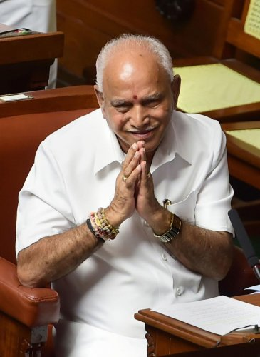 In this stint of Yediyurappa as chief minister, the central leadership of the BJP is actively involved in decision making. PTI