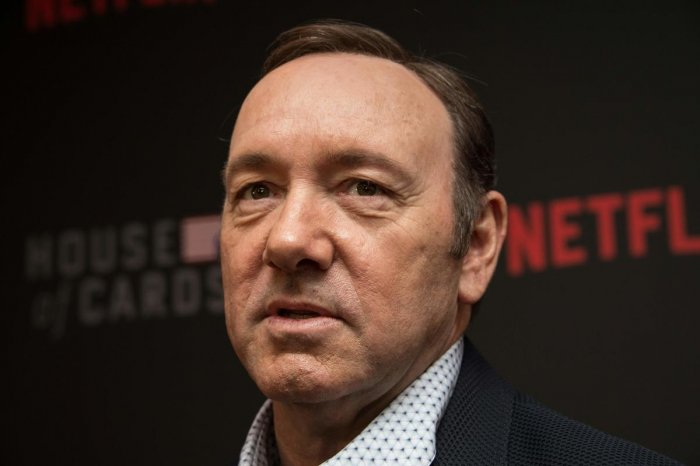 Spacey was accused of groping a man in an upscale bar in Nantucket in 2016 (AFP File Photo)