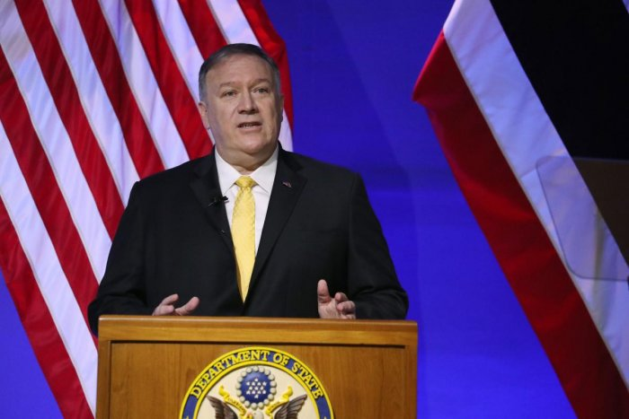 Pompeo expressed disappointment that the North had sent neither its foreign minister nor a counterpart for the chief US negotiator to the Thai capital. (PTI file photo)