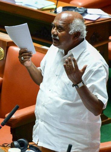 Adagooru Huchegowda Vishwanath. Photo credit: DH