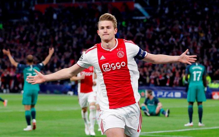 Champions League Semi Final Second Leg - Ajax Amsterdam v Tottenham Hotspur. (File Photo)
