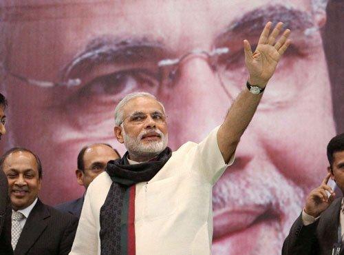 Modi is BJP's PM nominee, says Shiv Sena leader