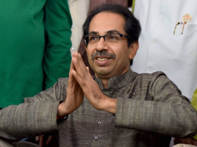 Support to Maha govt temporary: Shiv Sena