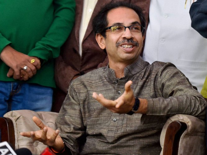 Shiv Sena denies differences with BJP