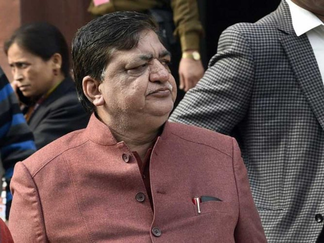 Shiv Sena says Naresh Agrawal's induction in BJP responsible for reverses in UP